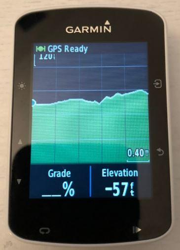 Edge 520 - No Map - HELP - Edge 520/520 Plus - Cycling