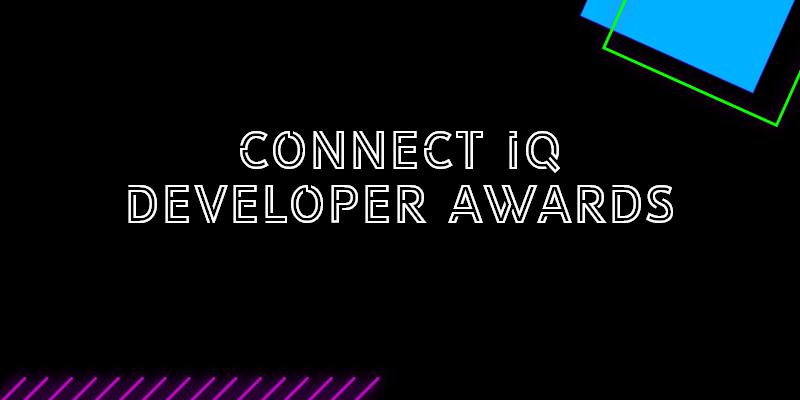 Connect IQ Developer Award Winners