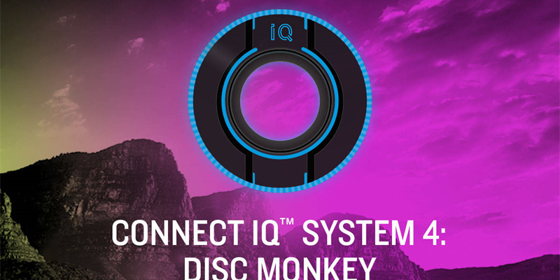 Welcome to Connect IQ System 4