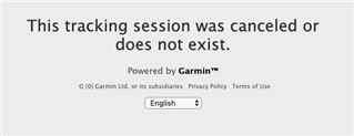 What happened to LiveTrack extended sessions? - Garmin