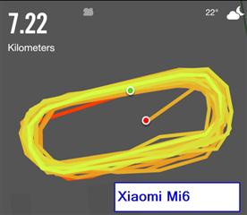 Why GPS in 5 plus is SO bad (image inside) - fēnix 5 Plus