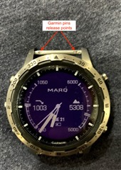 MARQ Expedition Strap condition in 2 weeks - MARQ series