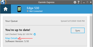 Garmin express for pc download