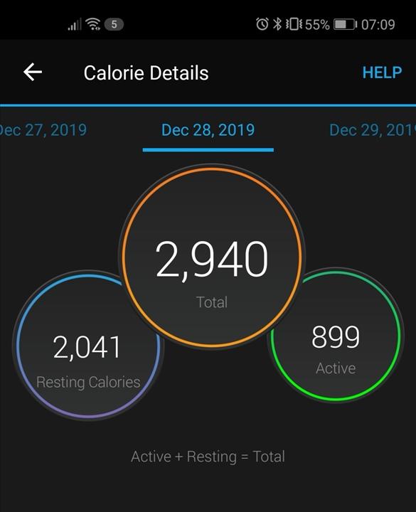 New Garmin connect Calorie issue? - Garmin Connect Mobile ...